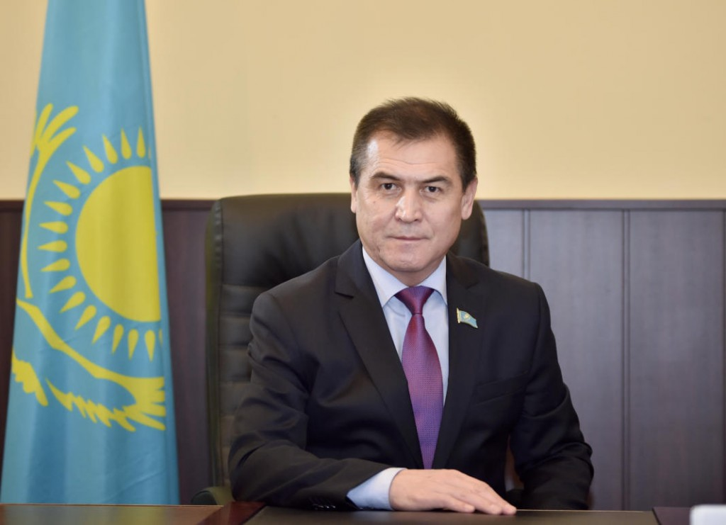 Нұрлан Бекназаров
